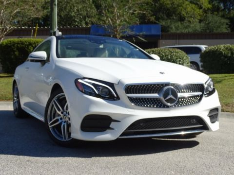 new mercedes-benz e-class coupe | baker motor company of charleston
