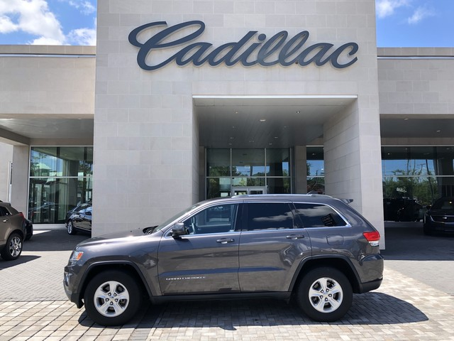 Jeep Dealership Charleston Sc >> Pre Owned 2014 Jeep Grand Cherokee Laredo Rear Wheel Drive Suv