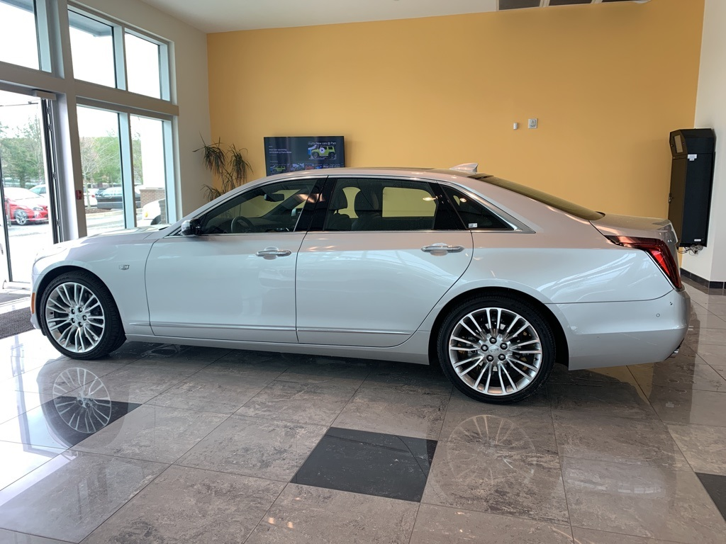 Pre Owned 2018 Cadillac Ct6 3 0l Twin Turbo Luxury