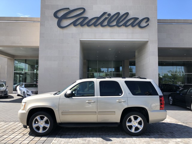 Pre-Owned 2010 Chevrolet Tahoe LT Rear Wheel Drive SUV