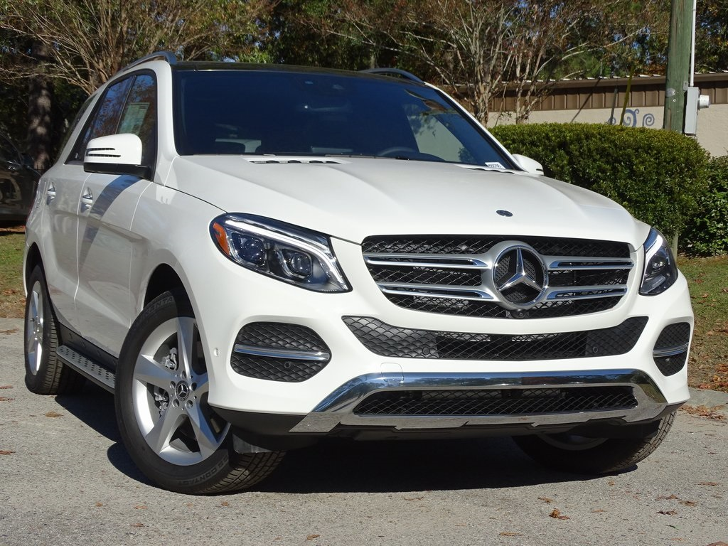 Pre-Owned 2019 Mercedes-Benz GLE GLE 400