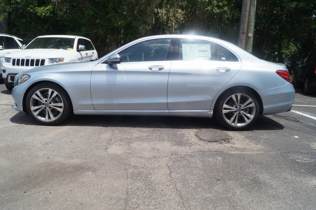 Pre-Owned 2018 C 300 SEDAN