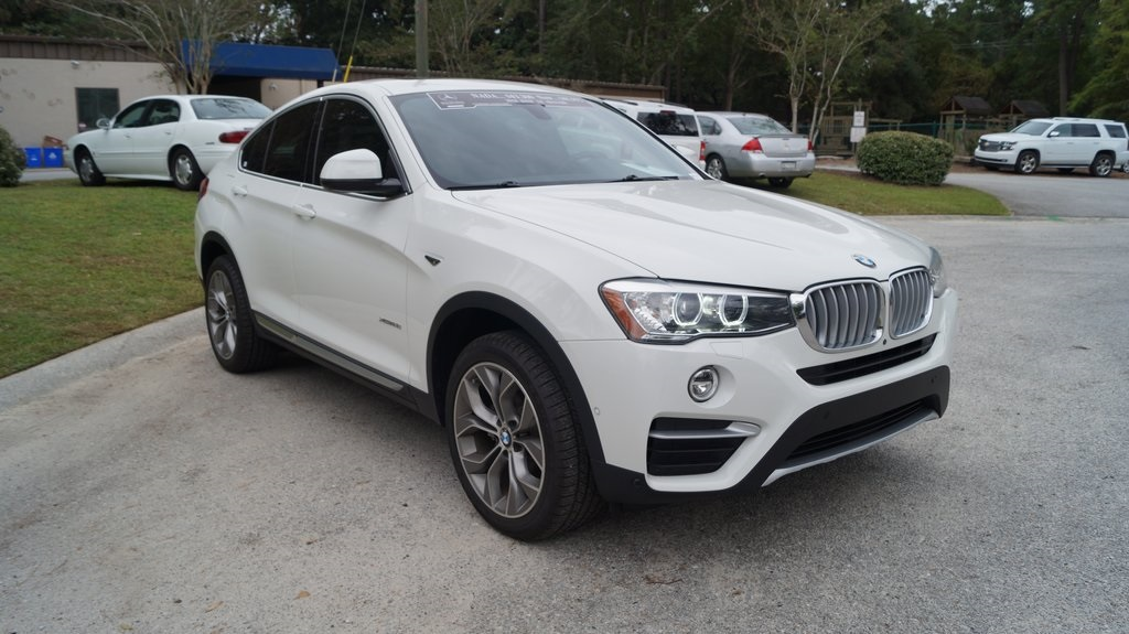 Pre Owned 2018 Bmw X4 Xdrive28i