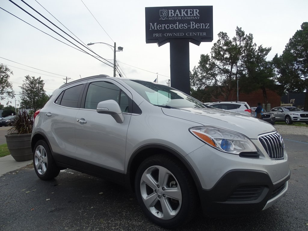 Pre-Owned 2016 Buick Encore Base