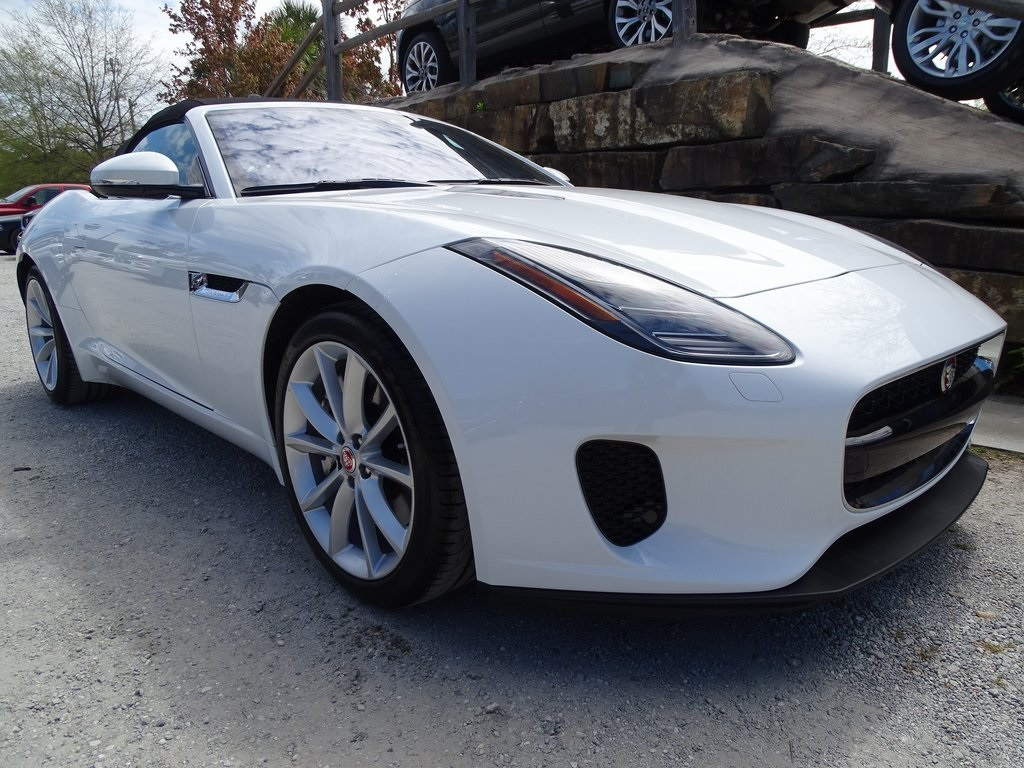 Pre-Owned 2019 Jaguar F-TYPE P300