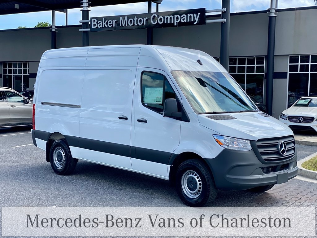 New 2020 Mercedes-Benz Sprinter 2500 Cargo 144 WB