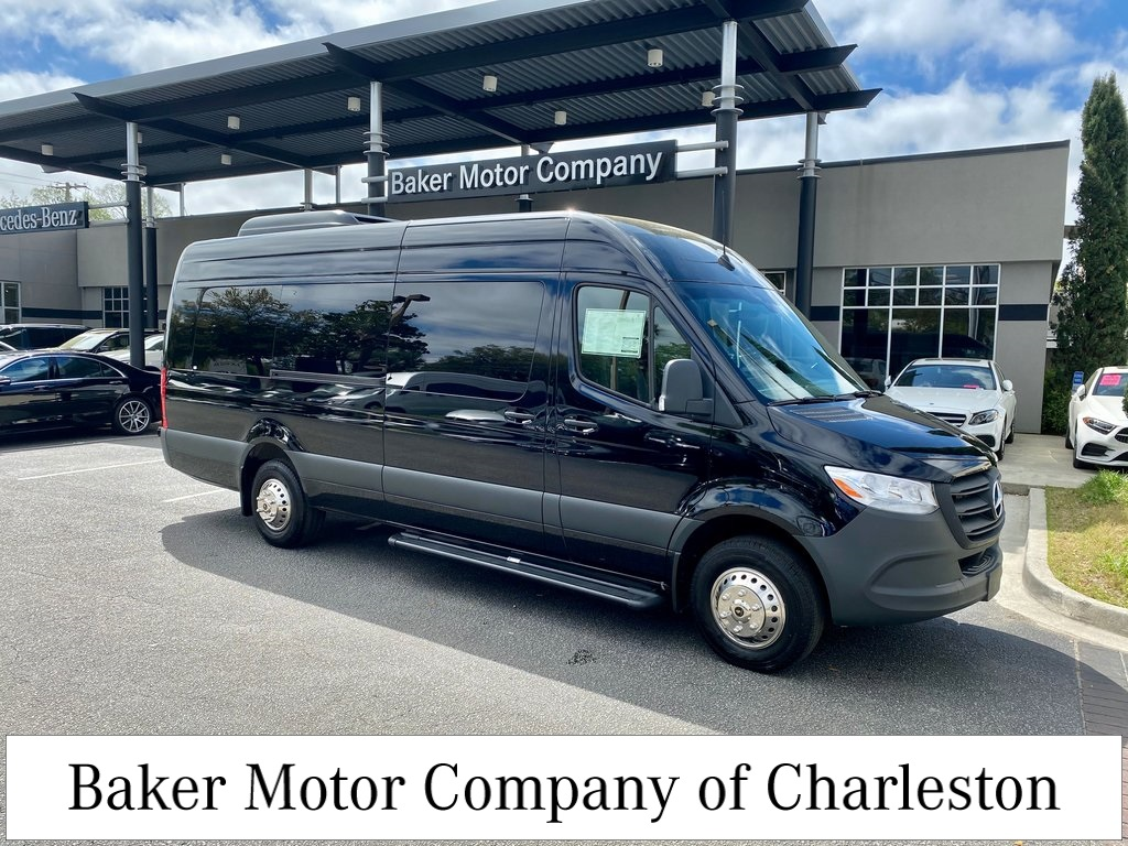 New 2019 Mercedes-Benz Sprinter 3500 Driverge Smartliner™
