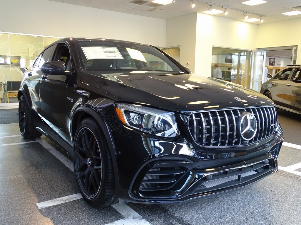 New 2019 Mercedes Benz Glc Amg 174 Glc 63 S Coupe For Sale