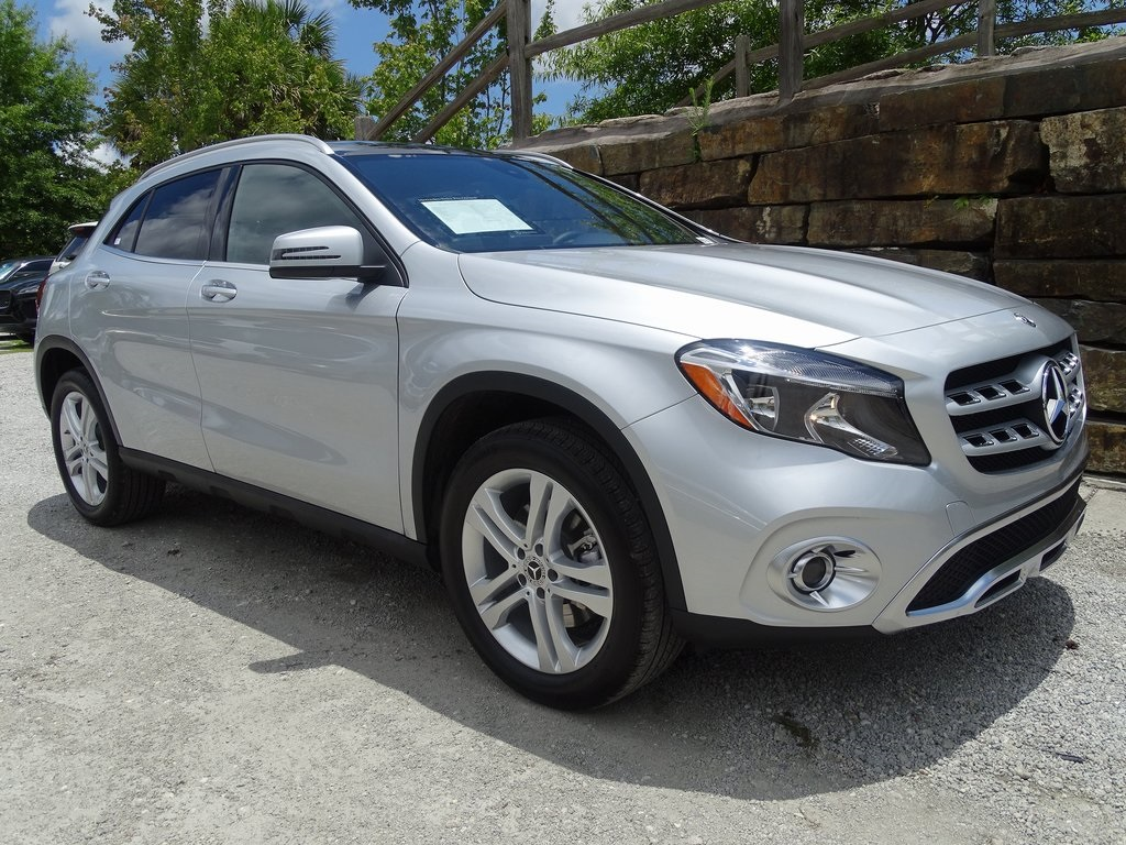 Pre-Owned 2019 Mercedes-Benz GLA250 GLA 250