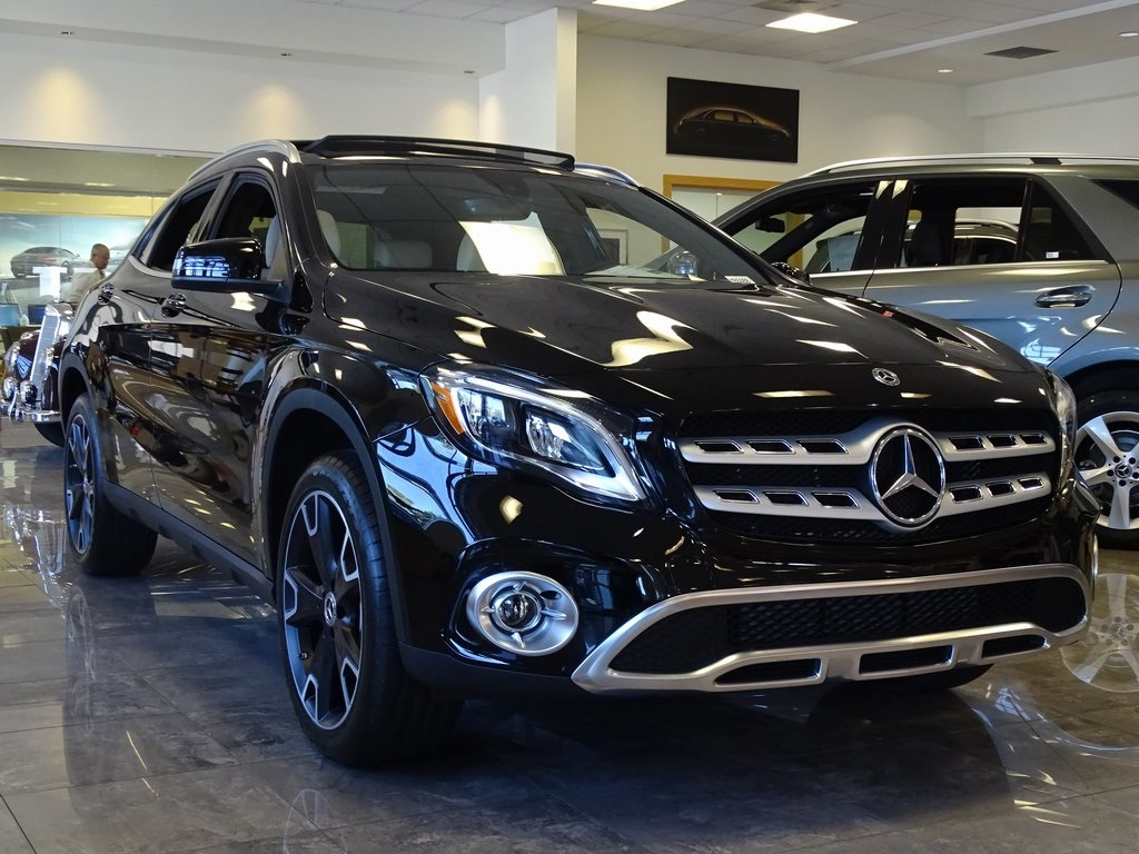 new 2019 mercedes benz gla gla 250 for sale charleston sc. Black Bedroom Furniture Sets. Home Design Ideas
