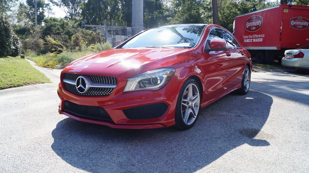 Certified Pre Owned 2014 Mercedes Benz CLA CLA 250 Sport