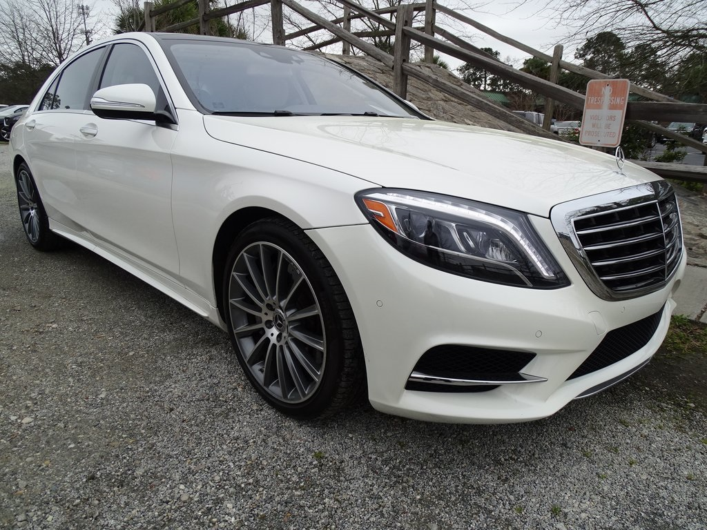 95c481a5a9 Certified Pre-Owned 2017 Mercedes-Benz S-Class S 550 Sport For Sale ...