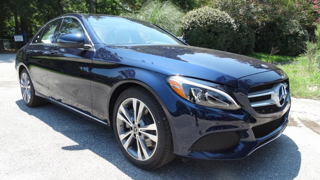 New 2018 Mercedes-Benz C 300 RWD SEDAN