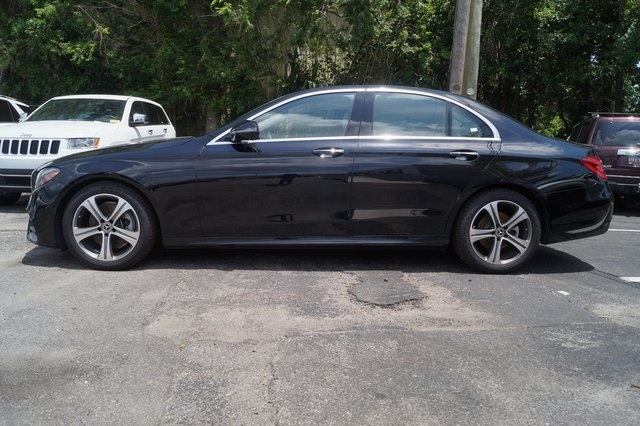 Pre-Owned 2018 E 300 Sport SEDAN