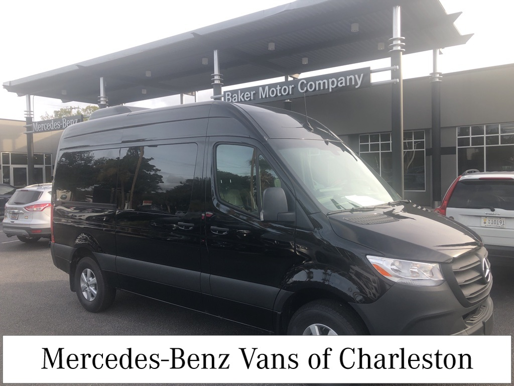 New 2019 Mercedes-Benz Sprinter 2500 12-Passenger (144 in. WB)